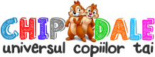 Chip and Dale - Universul copiilor tai